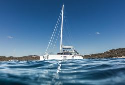 Location Voilier Catamaran Sunreef 60 Sardaigne