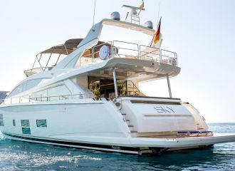 LOCATION YACHT PEARL 75