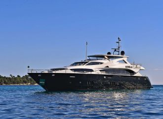 LOCATION YACHT SUNSEEKER 34M
