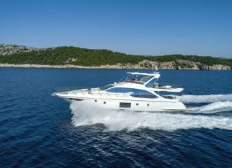 LOCATION YACHT AZIMUT 66