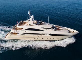 LOCATION YACHT SUNSEEKER 37M