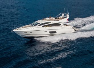 YACHT SUNSEEKER MANHATTAN 63