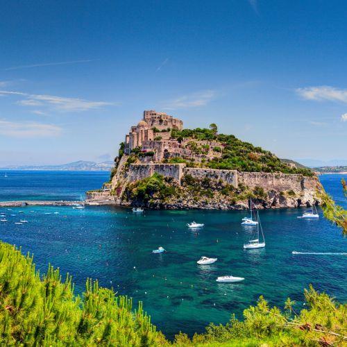 Naples-Ischia