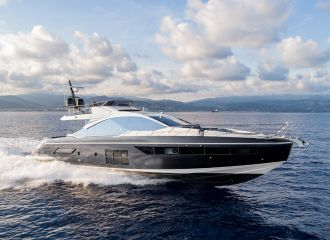 LOCATION YACHT AZIMUT S7