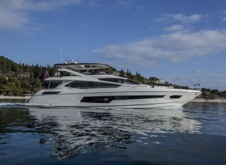 LOCATION YACHT SUNSEEKER 75