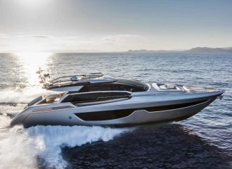 LOCATION YACHT RIVA 76 PERSEO