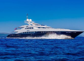 HEESEN 44M LOCATION YACHT