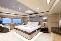 Gulf Craft Majesty 100 - cabine armateur