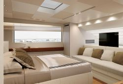 Sanlorenzo SL106 - suite armateur