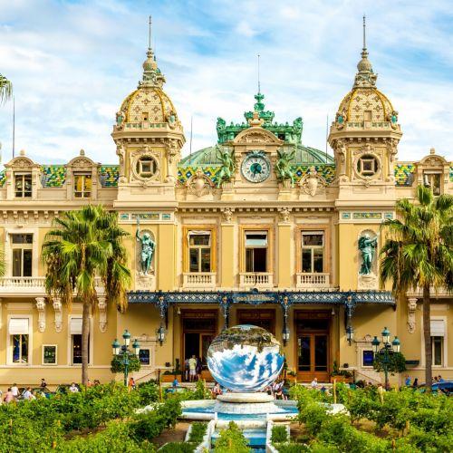 Le prestigieux casino de style Belle Époque à Monaco