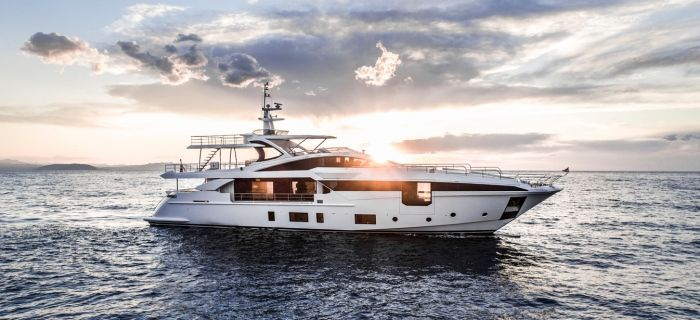Recent yachts for charter