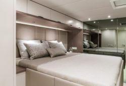 Sunreef 60 - cabine armateur