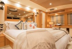 Sunseeker 34m - cabine armateur