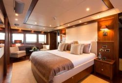 Sunseeker 37m - cabine armateur