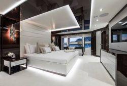 Sunseeker 131 - cabine armateur