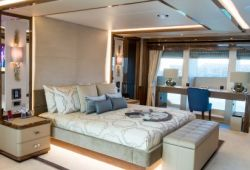 Sunseeker 155 - cabine armateur