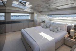 Sanlorenzo SL96 - cabine armateur