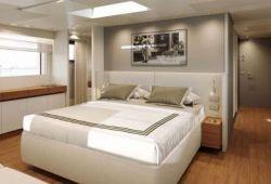 Sanlorenzo SL106 - cabine armateur