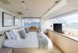 Sanlorenzo SD112 - cabine armateur
