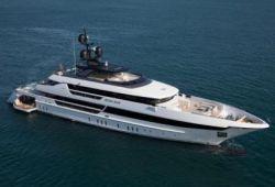 Location yacht Sanlorenzo 52Steel dans le sud de la France - en croisière