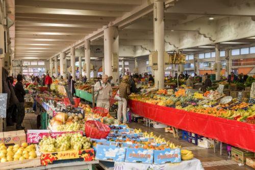 Le marché local