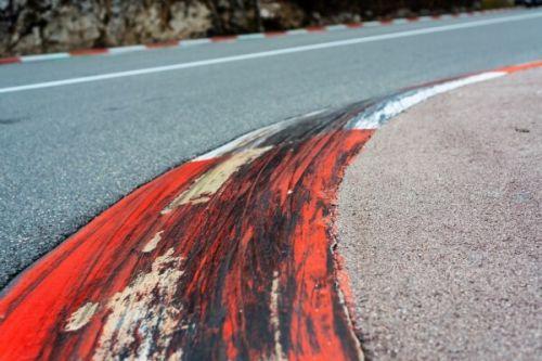 Vues sur le circuit de course lors d'une yacht charter Monaco Grand Prix