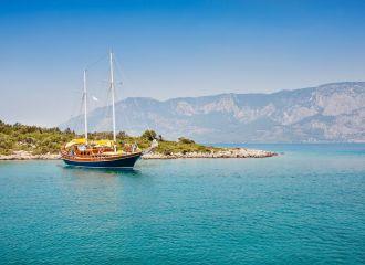 Location de yacht en Turquie, louer un yacht sur la Riviera turque
