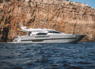 LOCATION YACHT ITALCRAFT 90 SC