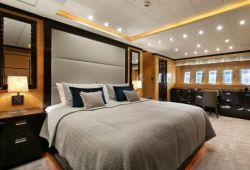 Mangusta 108 - cabine armateur