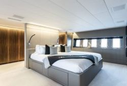 Mangusta 130 - cabine armateur
