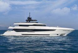 Location yacht Mangusta Oceano 43 dans le sud de la France - en croisière