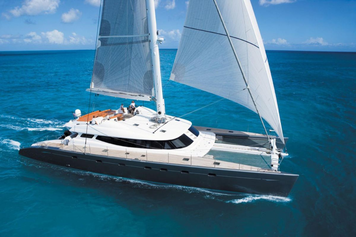 YACHT COMPOSITEWORKS 30M