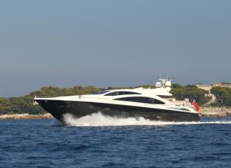 LOCATION SUNSEEKER PREDATOR 84