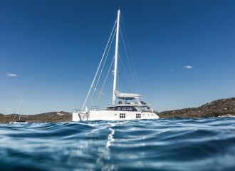 LOCATION CATAMARAN SUNREEF 60