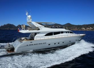 LOCATION YACHT LEOPARD 26