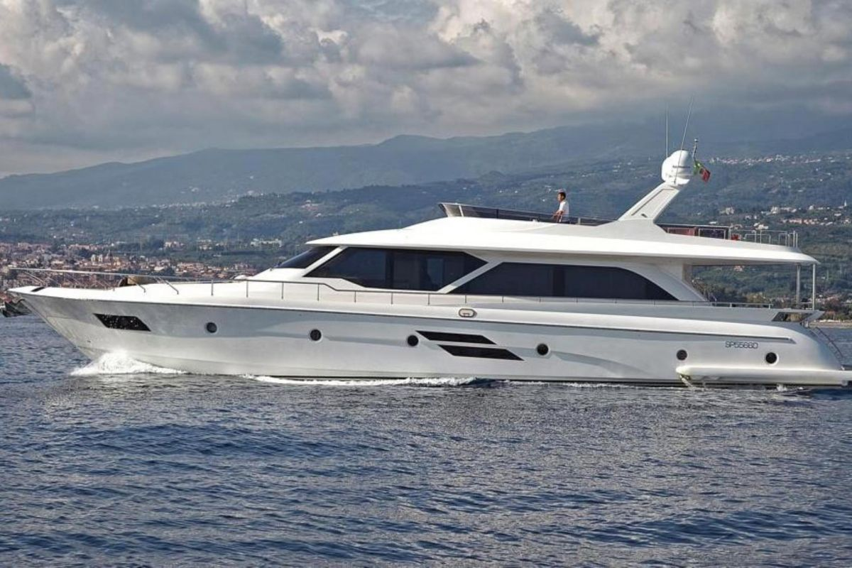 LOCATION YACHT MARCO POLO 78