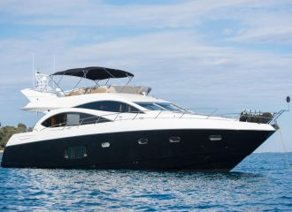 YACHT SUNSEEKER MANHATTAN 70