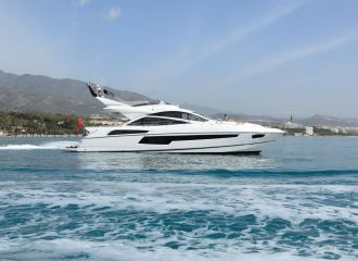LOCATION YACHT SUNSEEKER 68