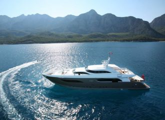 LOCATION YACHT TAMSEN 40M