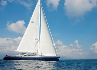 LOCATION YACHT PENDENNIS 30M