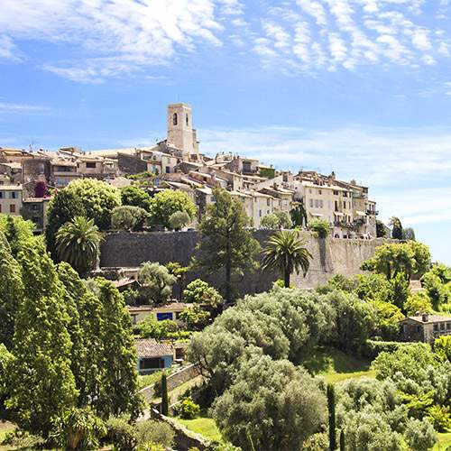 The true Provencal atmosphere
