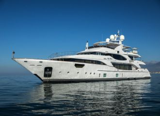 LOCATION BENETTI CRYSTAL 140