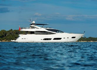 LOCATION YACHT SUNSEEKER 28