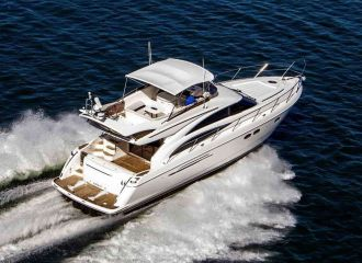 LOCATION YACHT PRINCESS 61